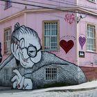 Valparaiso - Graffiti 1