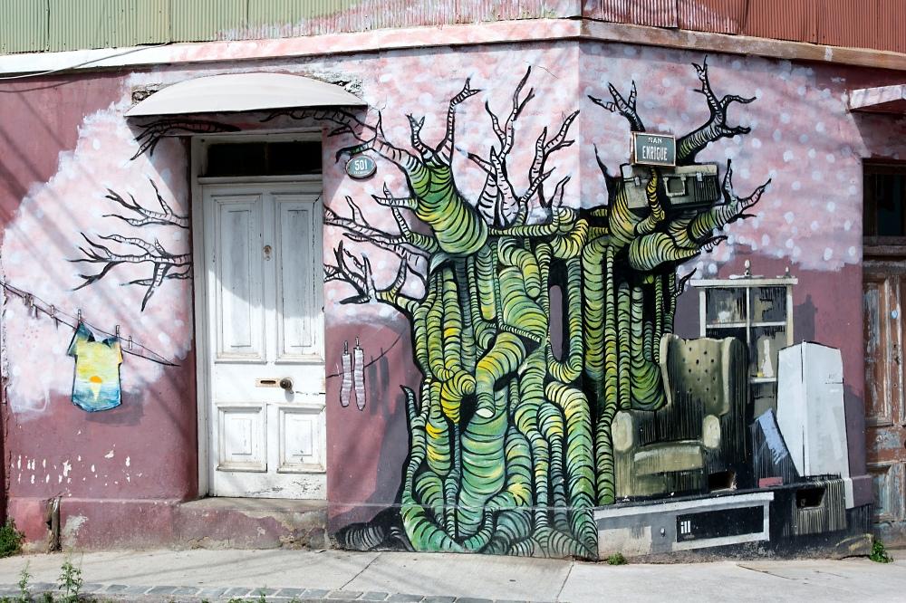 Valparaiso - Graffiti 2