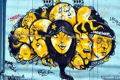 Valparaiso: Köpfe