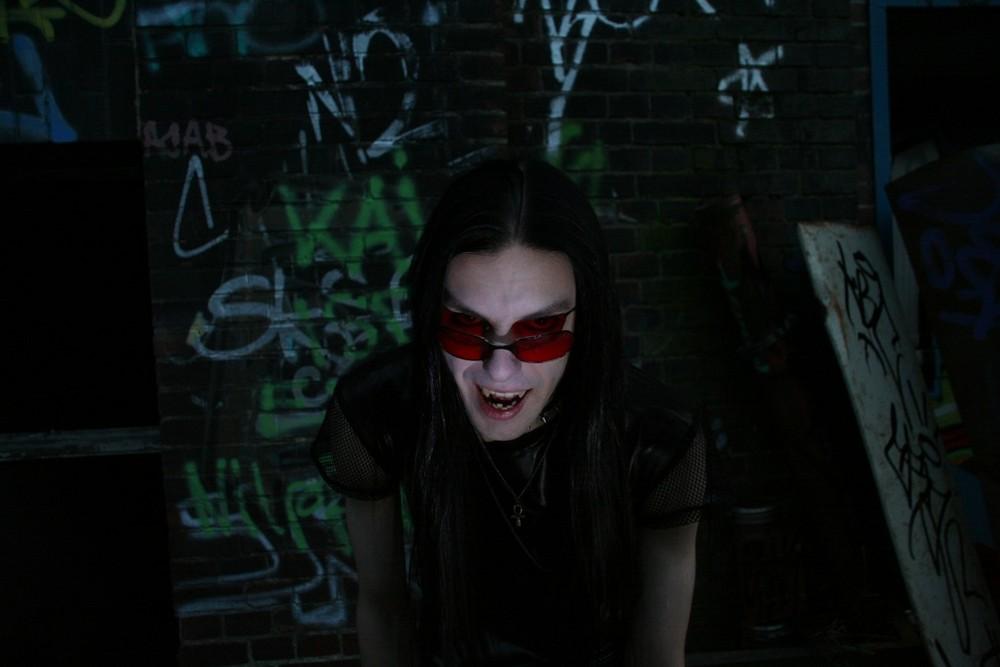 Vamp Portrait