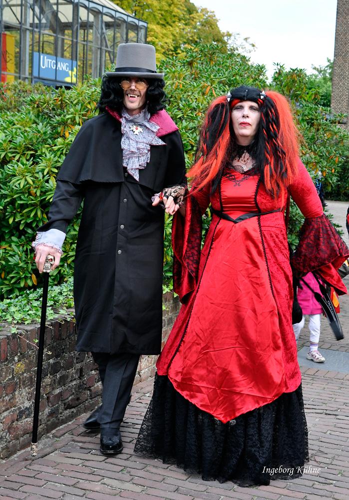 Vampire - ein interessantes Paar
