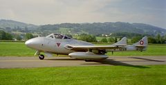 Vampire Trainer DH-115 T.11 Mk 55
