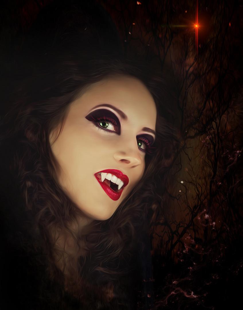 Vampirlady
