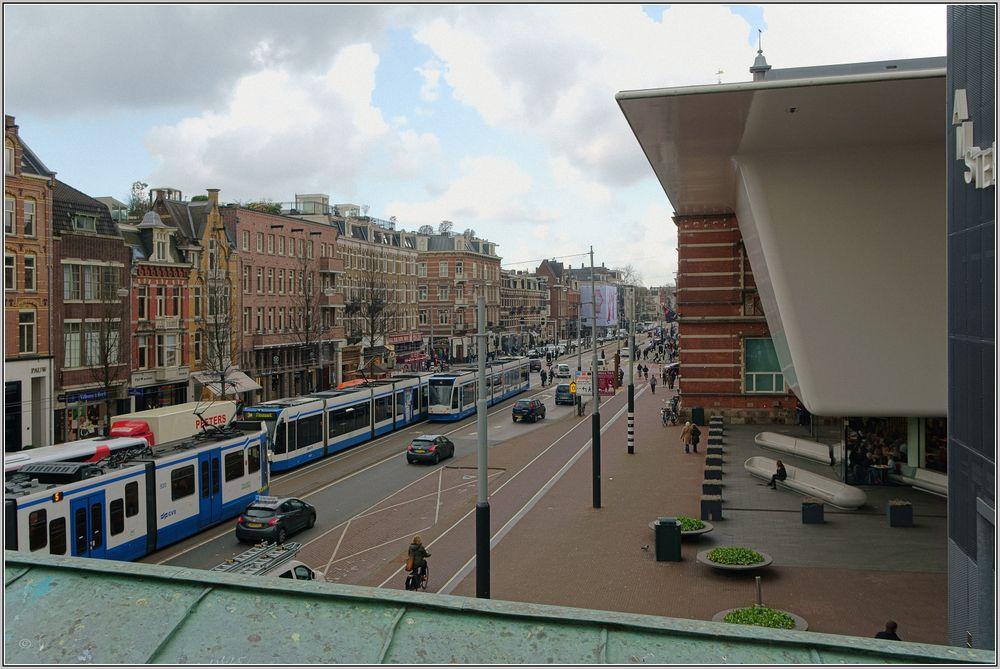 Van Baerlestraat Amsterdam-Zuid