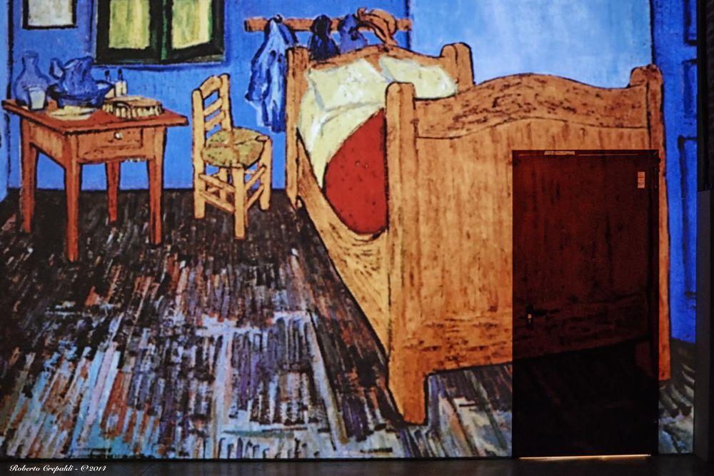 Van Gogh Alive, camera da letto Foto % Immagini| arte, mostre ed ...