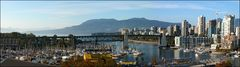 [ Vancouver 2003 - View from Granville Bridge ]