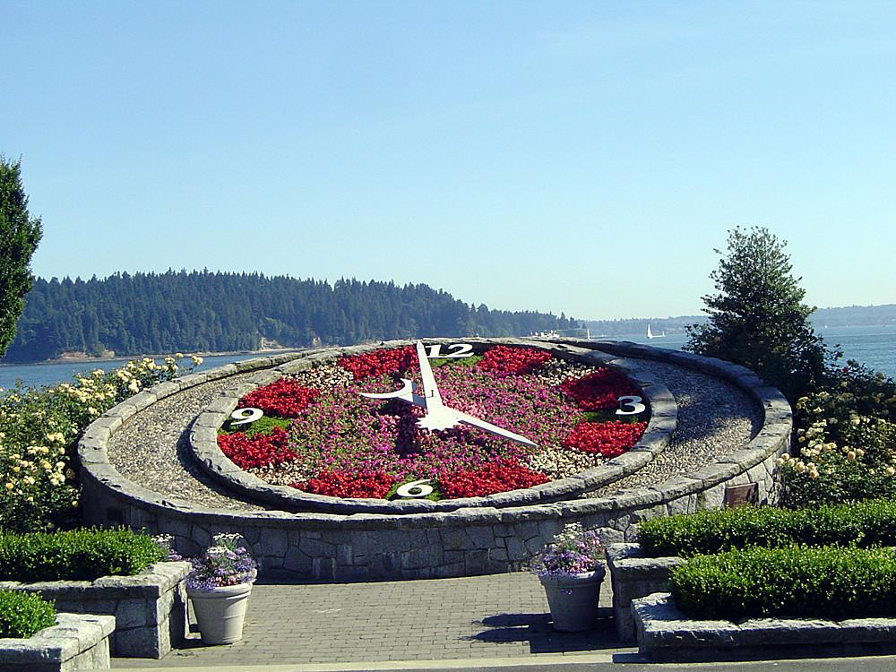 Vancouver Naturzeitgeber