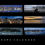 Vancouver  Panorama Calendar Rückseite