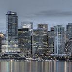 Vancouver Skyline II