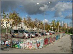 «Vandalism near the school»