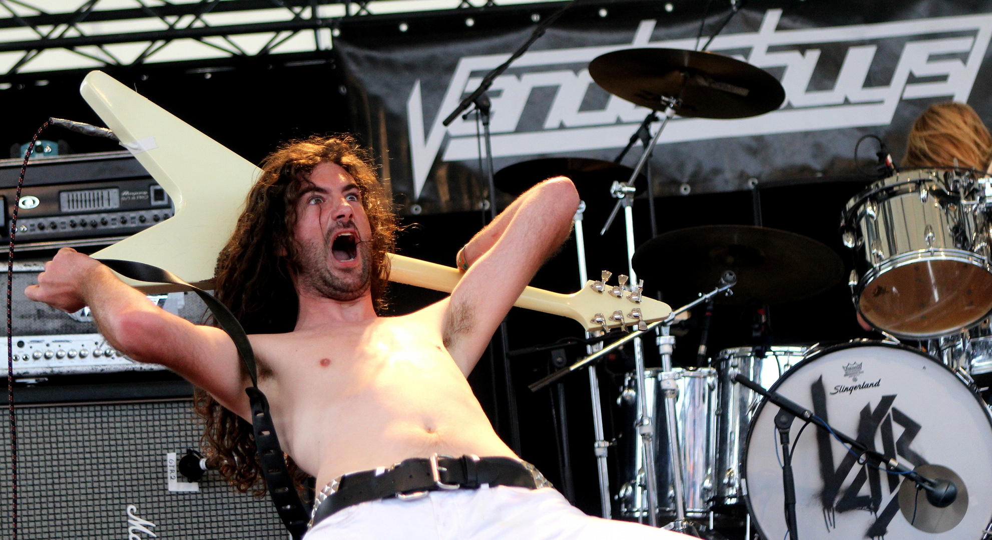 Vanderbuyst@Rock Hard Festival 2011