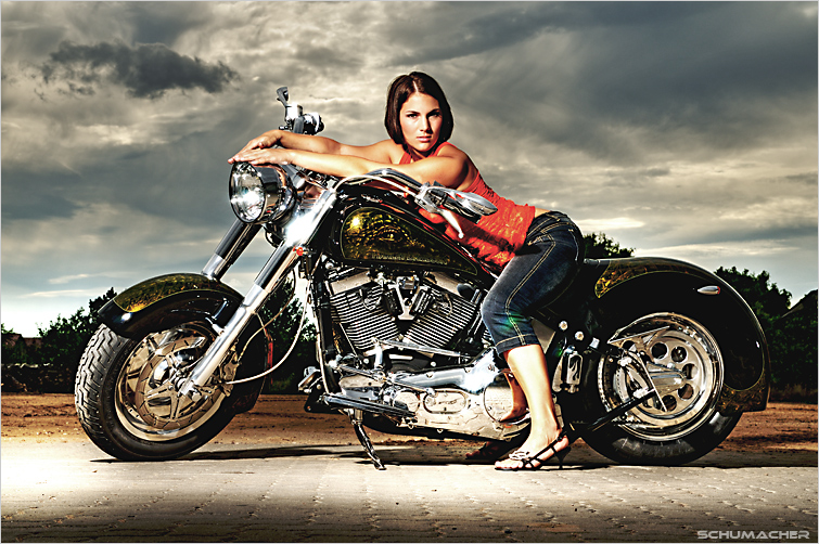 --*Vanessa@Harley*--