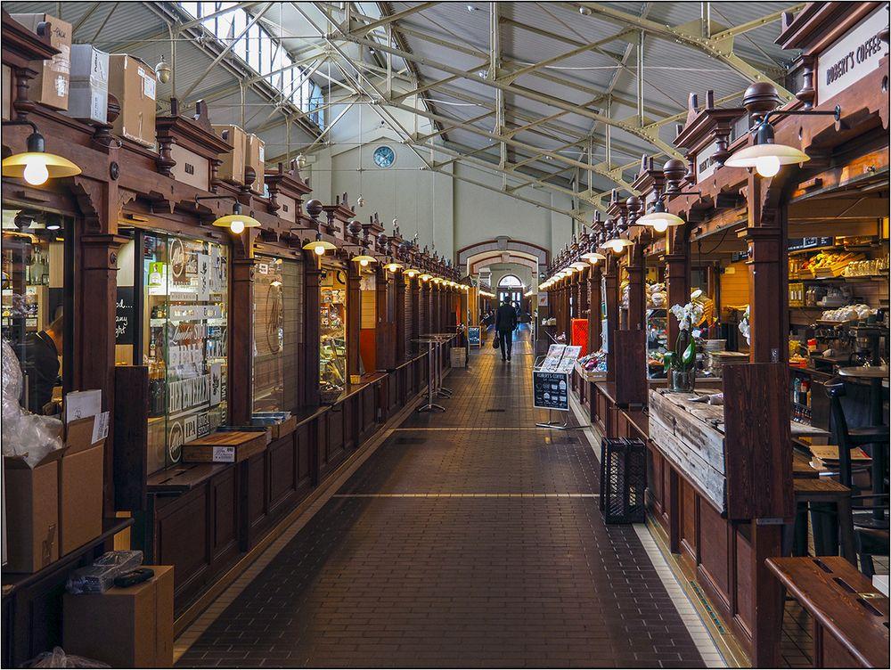 Vanha kauppahalli