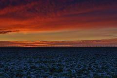 Vanilla Sky im Krautacker auf den Fildern