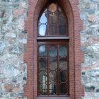 Vantaa, The window on St. Laurent church