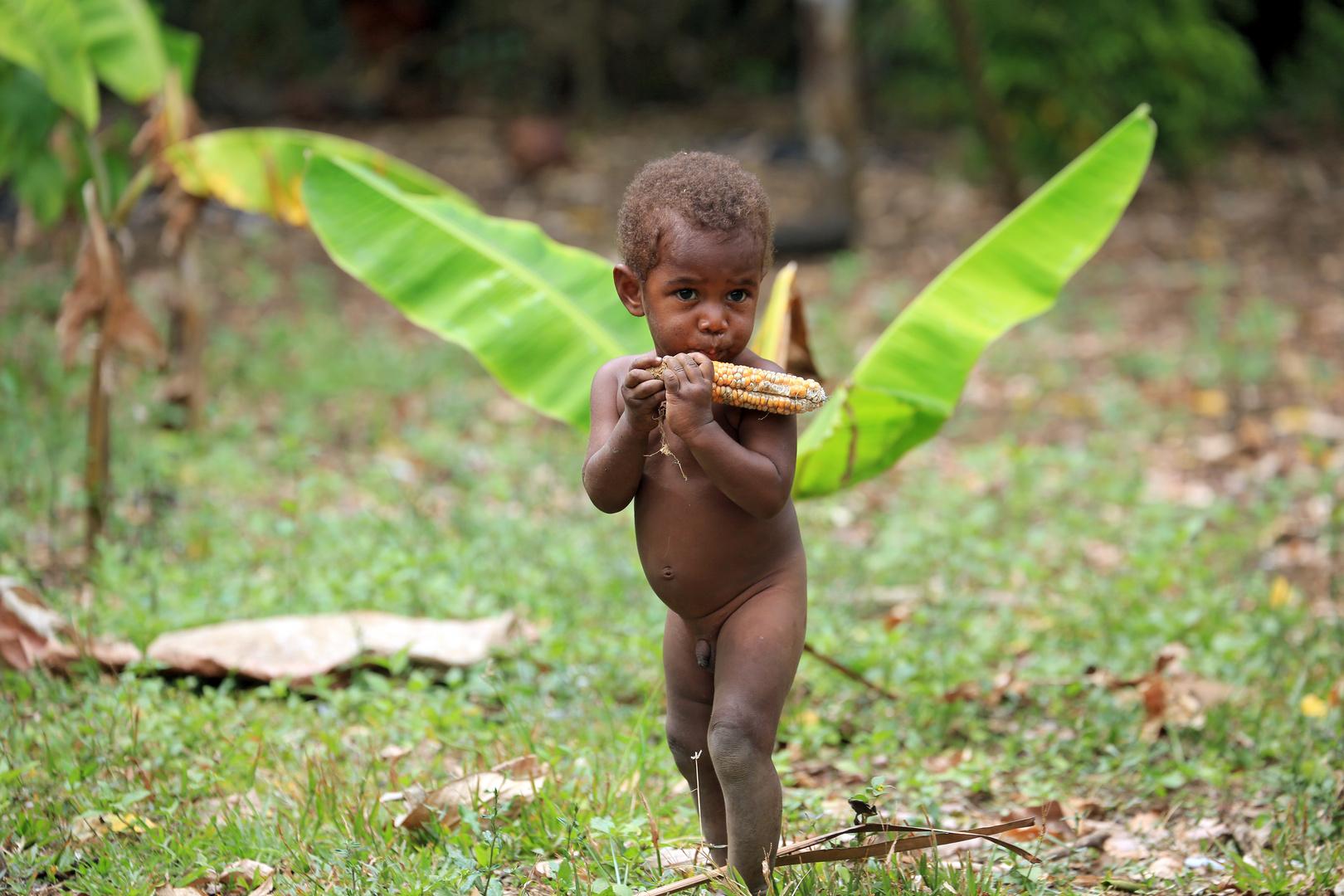 Vanuatu Boy
