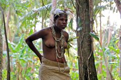 Vanuatu Schönheit