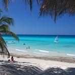 Varadero - Kuba, Playa Las Américas