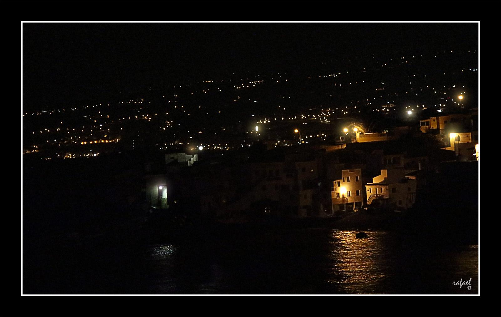 Varadero, la nuit