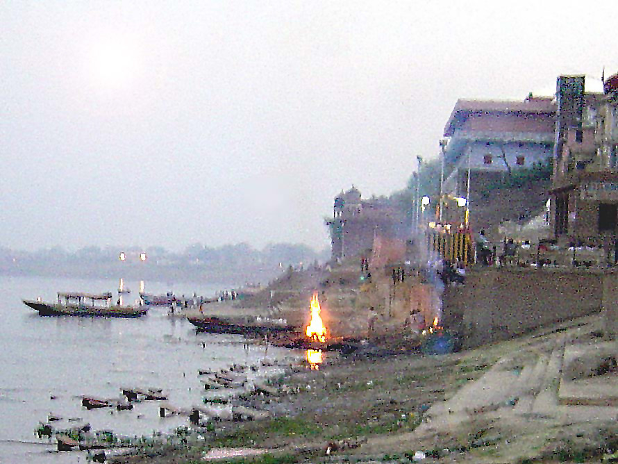 Varanasi (ehem. Benares)