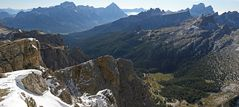 Variante 1 zu 2,24  Durch Beschnitt unten und damit größeren Bergen wobei...