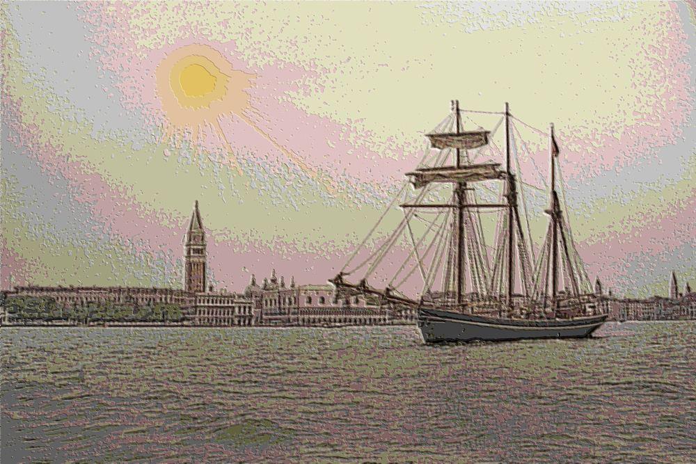 Variation sur Venise