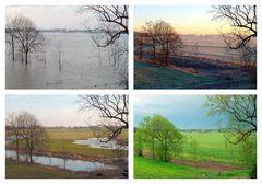 Variationen einer Landschaft