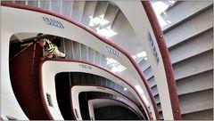 ... Variationen über ein Treppenhaus #15 ...