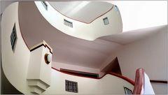 ... Variationen über ein Treppenhaus #3 ...