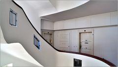 ... Variationen über ein Treppenhaus #7 ...