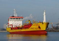 Varkan Marmara - Chem/Öltanker