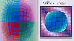 VASARELY - Im Labyrinth der Moderne (14)