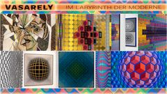 VASARELY - Im Labyrinth der Moderne (7)