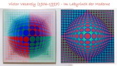 VASARELY - Im Labyrinth der Moderne (8)