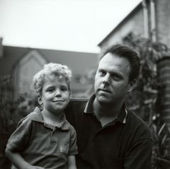 Vater & Sohn/Le papa et son fils
