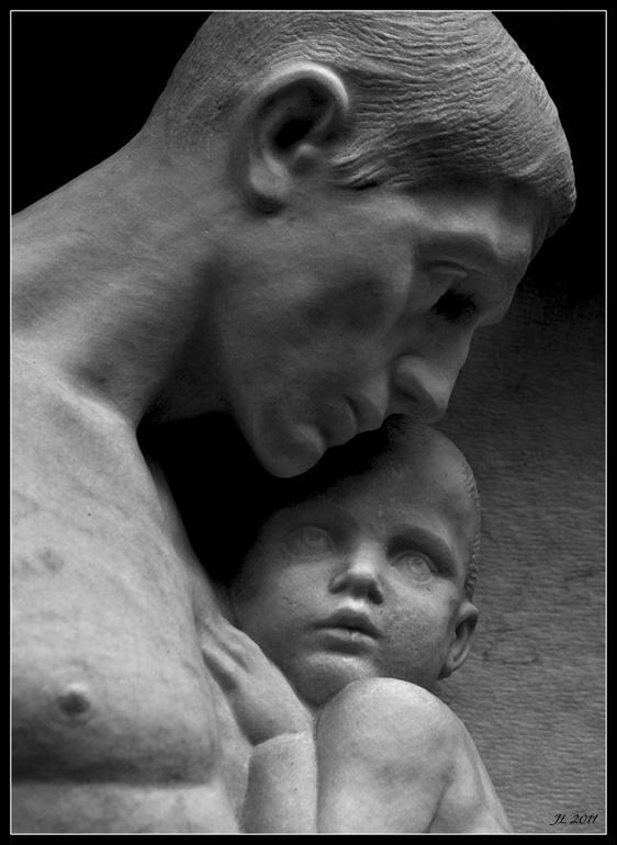 Vater und Sohn ...