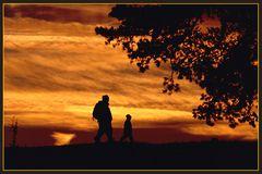 Vater und Sohn...