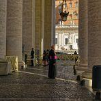 Vaticano -Der PAPST Franziskus Roma -