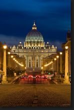Vatikan - Basilica S. Pietro
