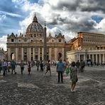 Vatikan- Petersdom - Rom -San Pietro Vaticano Roma