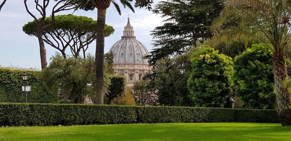 Vatikanische Gärten 1