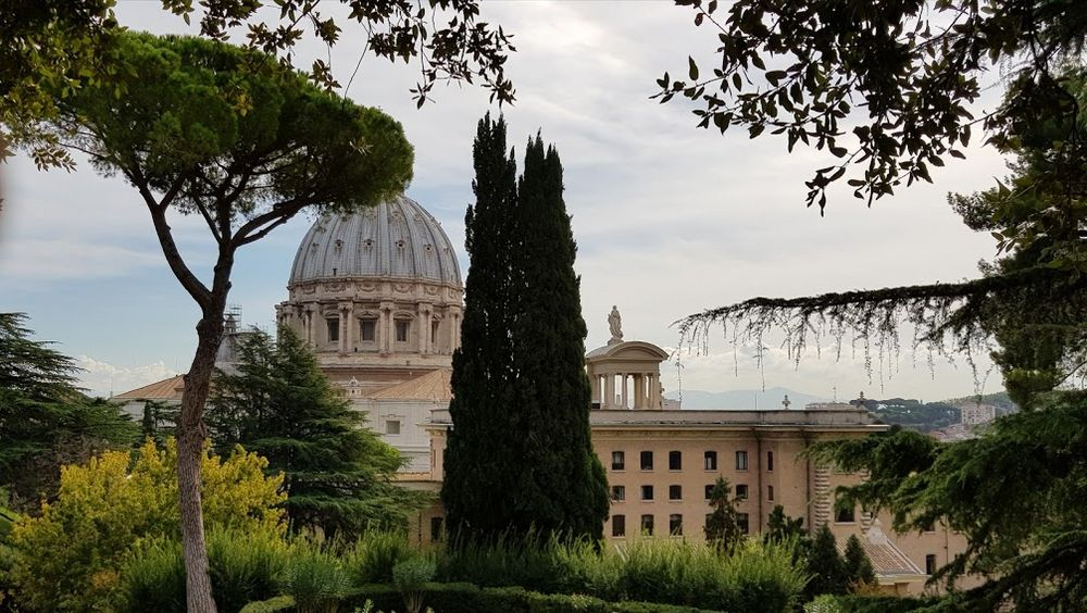 Vatikanische Gärten 2