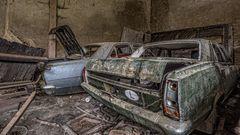 Vauxhall Cresta Deluxe
