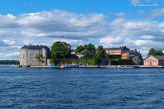 Vaxholm (Ausflug auf die Schären)