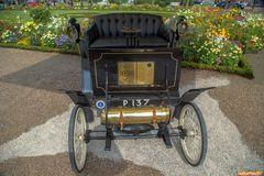 VCC 1898 Benz  bei Classic Cars Schwetzingen