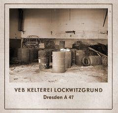 VEB Kelterei Lockwitzgrund