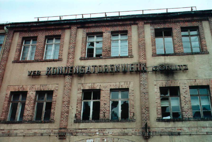 VEB Kondensatorenwerk Görlitz