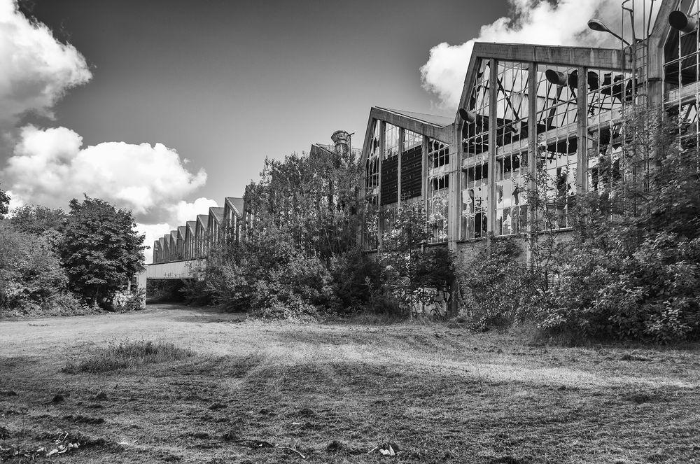 Schwerin Industrie