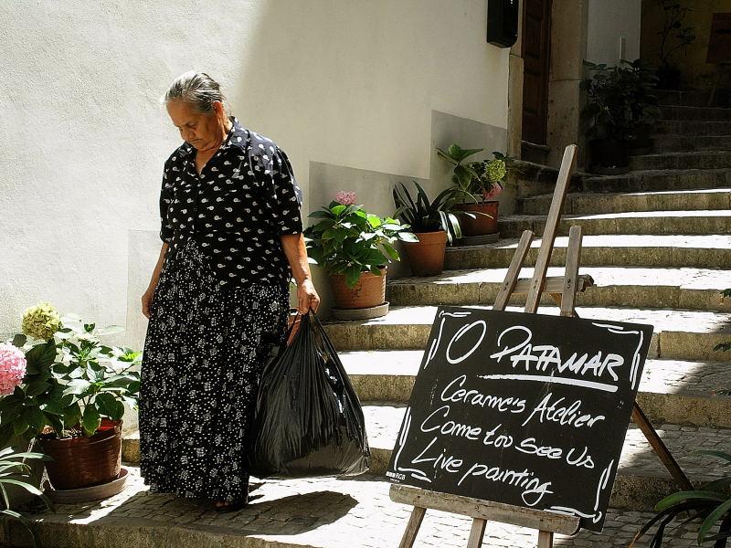 vecchia portoghese