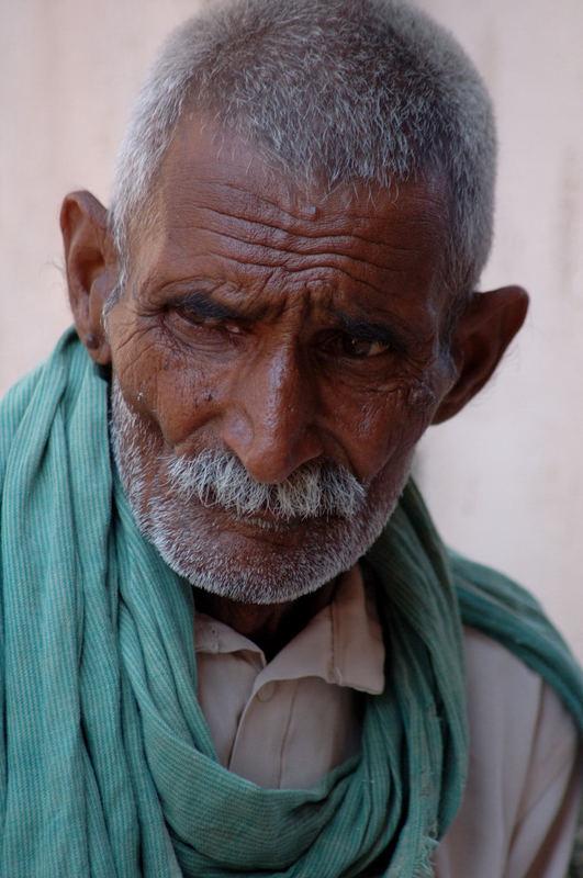 Vecchio indiano